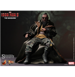Iron Man 3 - Movie Masterpiece Aktion Figur 1:6 - Der Mandarin - 30 cm