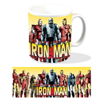Marvel Tasse - Iron Man - Rüstungen