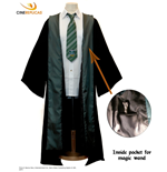 Harry Potter Slytherin Zauberer Robe