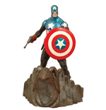 Marvel Select Actionfigur Captain America 18 cm