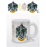 Tasse Harry Potter - Slytherin Wappen
