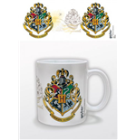 Tasse Harry Potter  - Hogwarts Wappen
