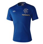 T-Shirt Rangers f.c. 2012-13 Home