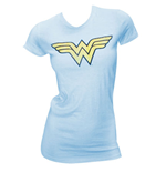 Wonder Woman - WW Logo T-Shirt