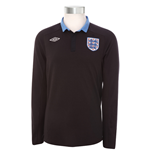 T-Shirt England Fussball Euro 2012 Away für Kinder