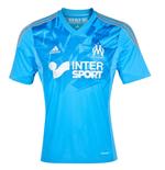 T-Shirt Olympique Marseille 2013-14 3rd