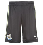 Shorts Newcastle United  3rd 2012-13 für Kinder