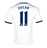 T-Shirt Chelsea Away 2013-14 (Oscar 11)