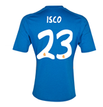 T-Shirt Real Madrid Away 2013-14 (Isco 23)